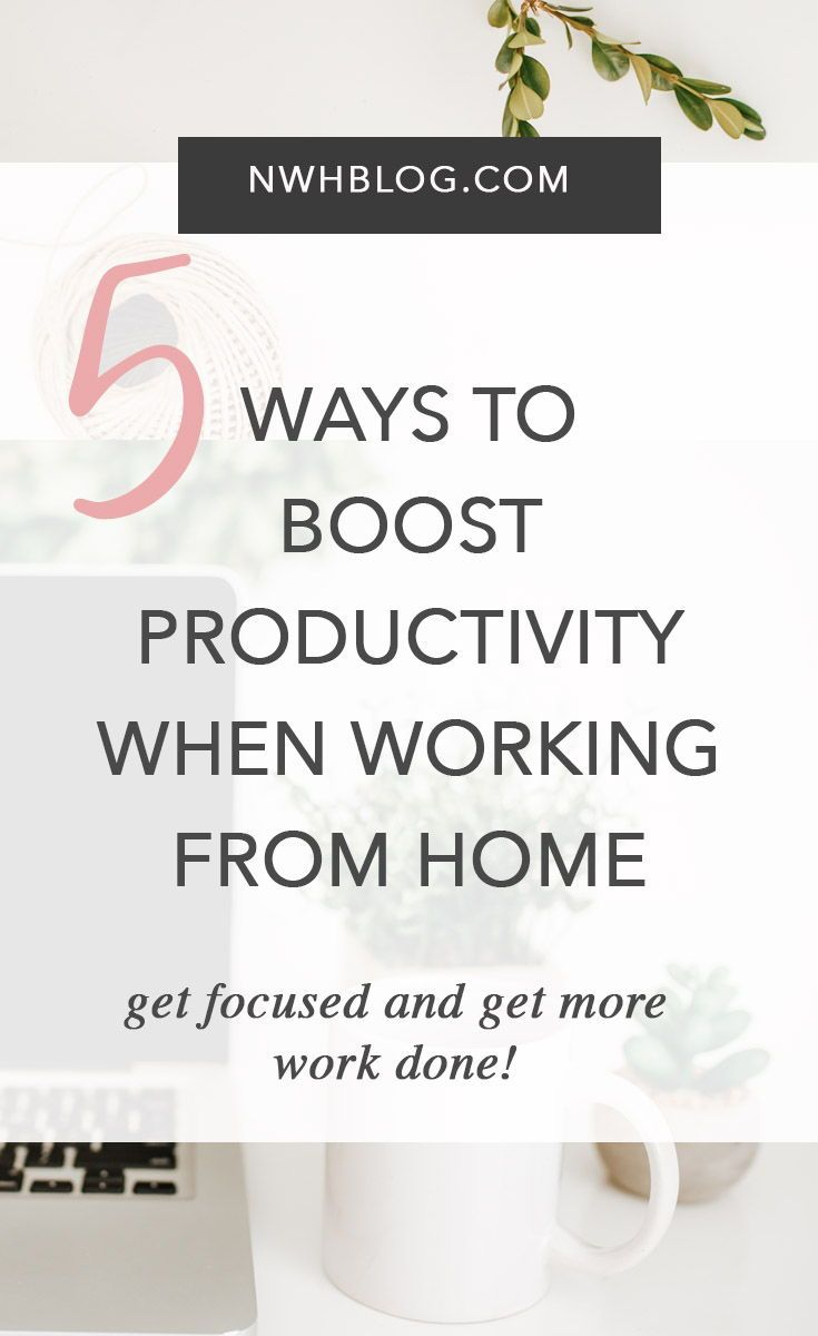 The idea of working from home may sounds pretty darn awesome but it ...