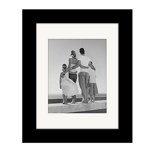Malden Manhattan Black Wood Wall Frame 11x14 Frames On Wall Frame Black Wood