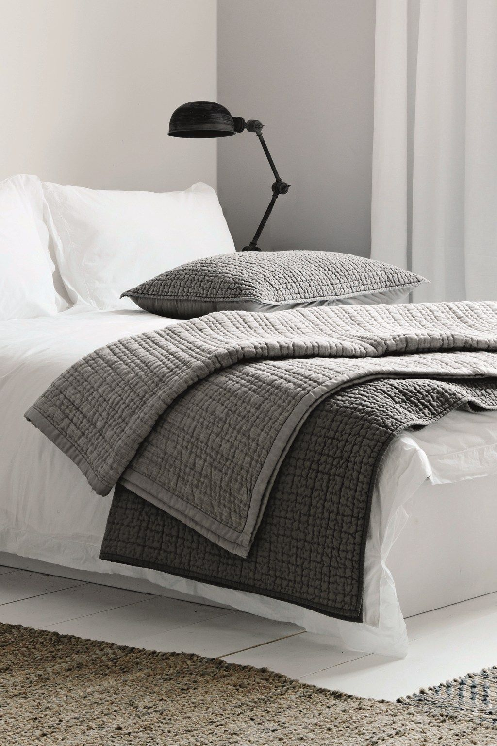 Frayed Edges Duvet Cover Bedding French Connection