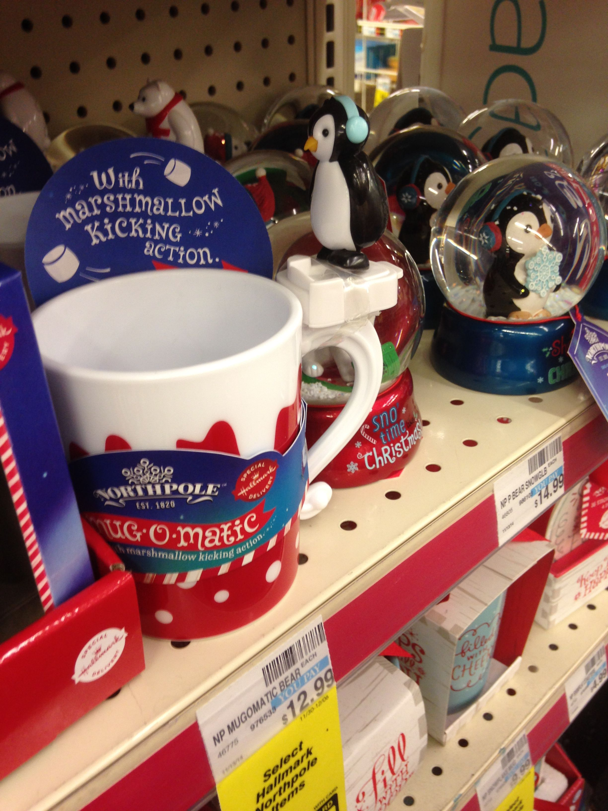 Anything with penguins this particular mug has a penguin