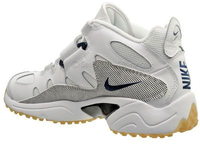 promo code 3fde1 ab7d7 Nike Air Max Speed Turf Raider Mens Cross Training Shoes ( NEW ) White Blue  Gold