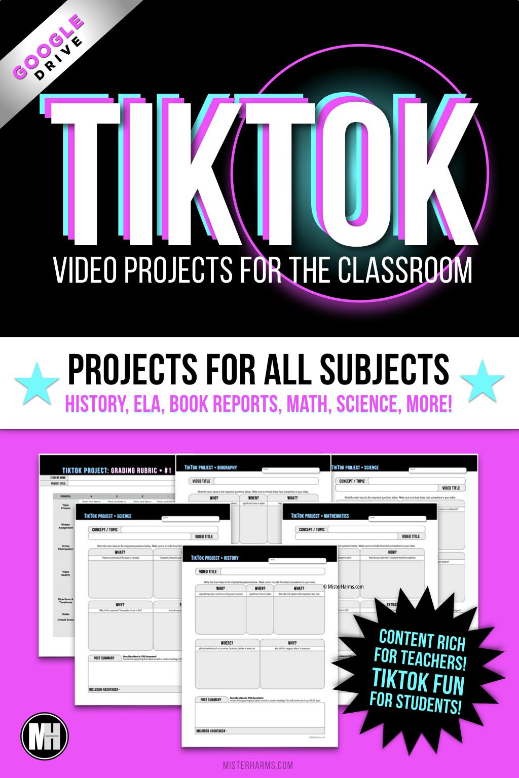 Tiktok In The Classroom First Year Teaching Social Studies Classroom Middle School Classroom