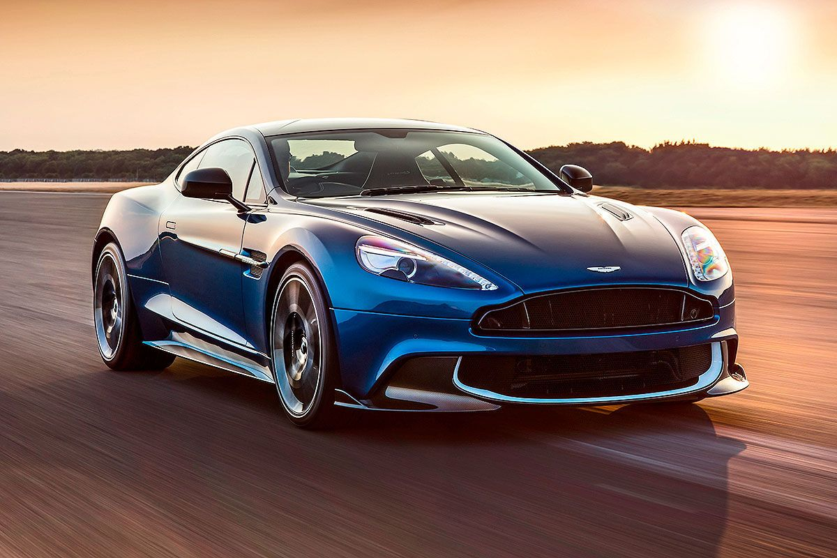 Neue Sportwagen 2019 2020 2021 2022 Und 2023 Aston Martin Vanquish Sportwagen Aston Martin Dbs