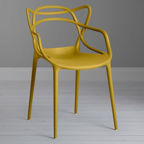 Buy Philippe Starck For Kartell Masters Chair From Our Dining Chairs Range  At John Lewis.