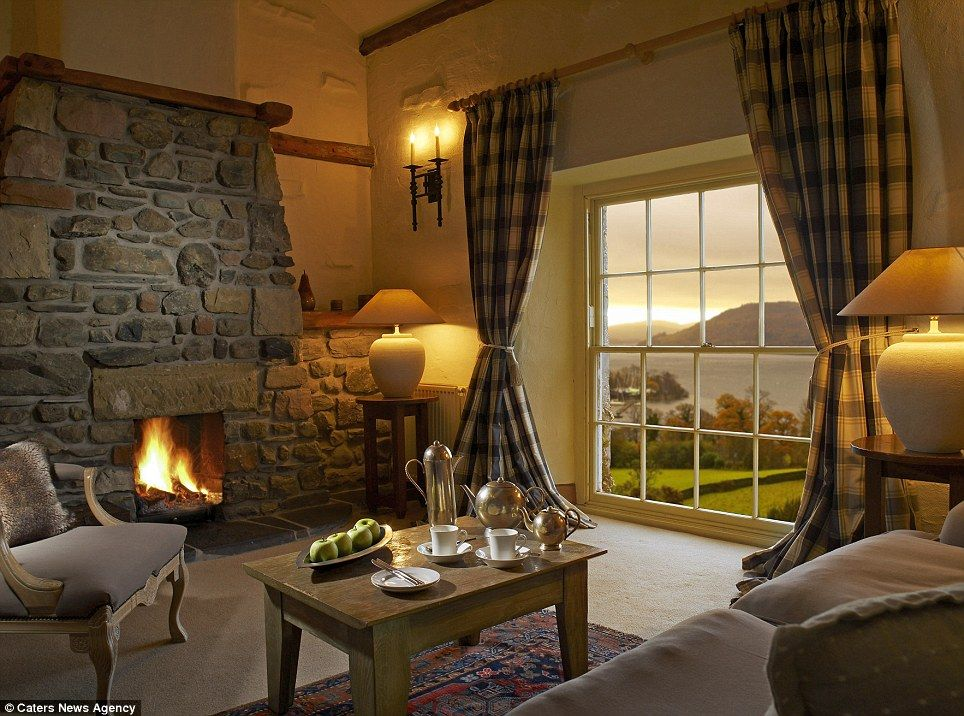 Set Within 67 Acres Of Land The Five Star Samling Hotel In Lake District