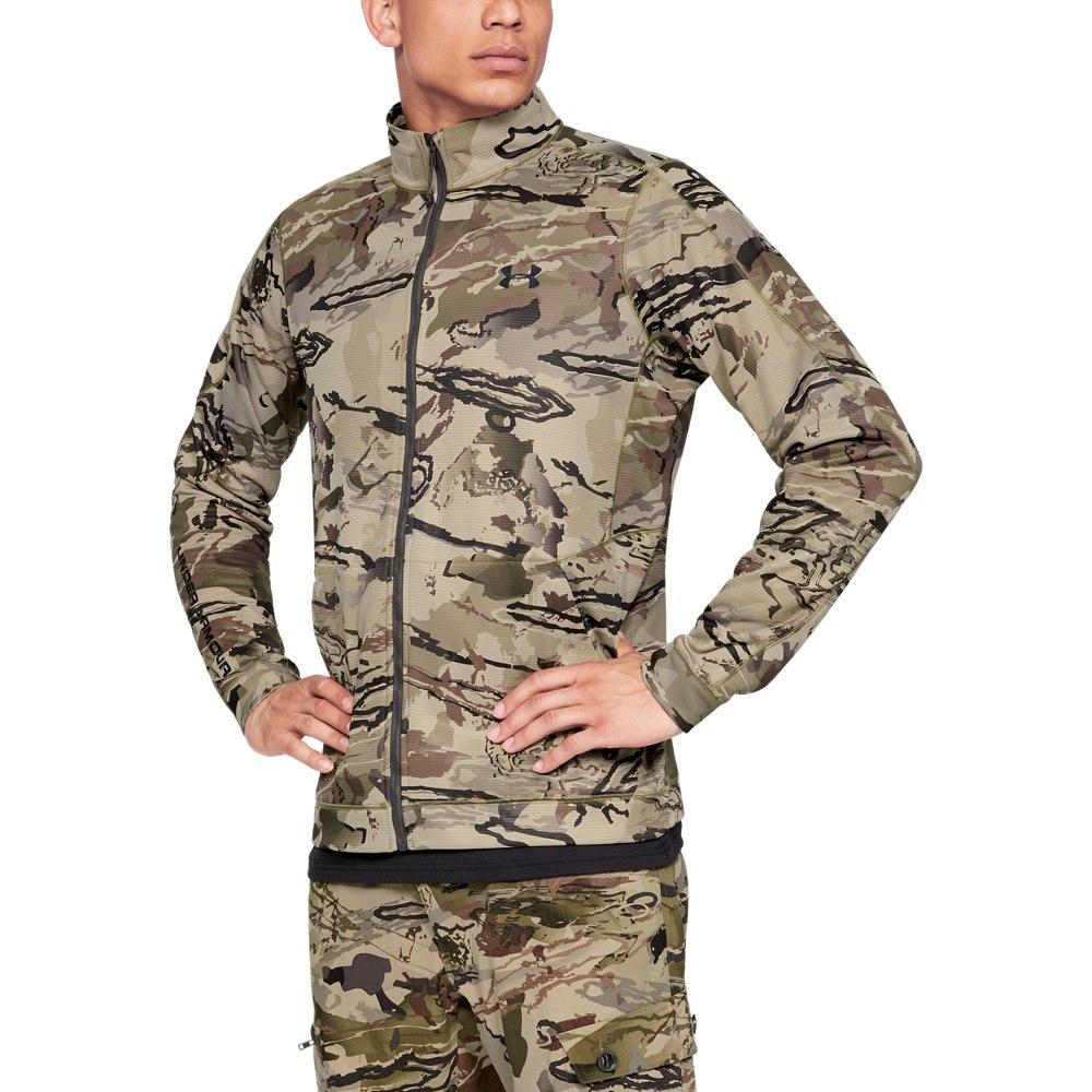 8cbb599ca8 Men's UA Stix Fleece Full Zip | Products | Hunting clothes, Camo ...