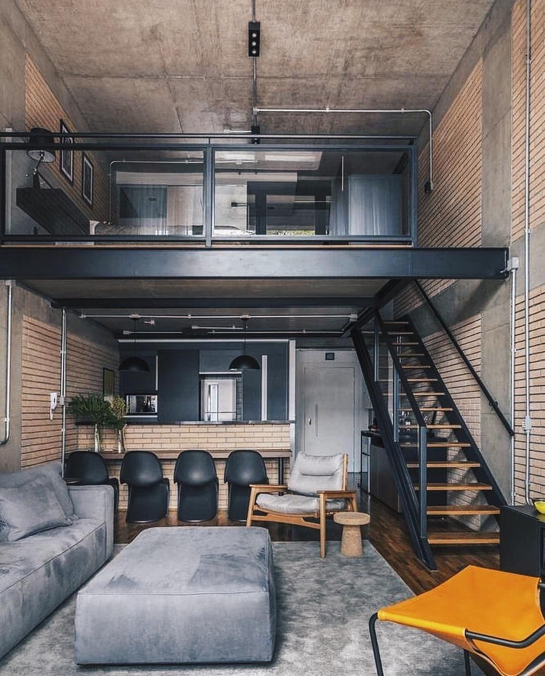 Chto Vam Nravitsya V Etom Dizajne Loft
