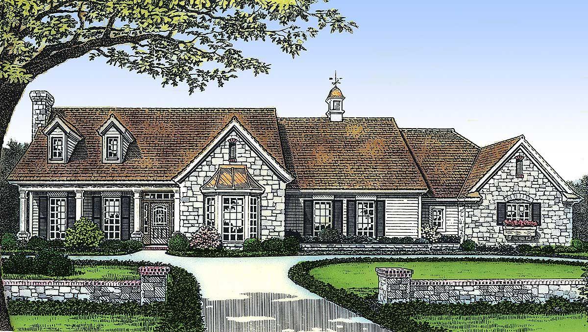 48173FM Architectural Designs House Plans