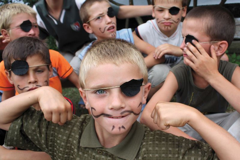 Moldova: pirati spensierati. Foto: Francesca de Francesco