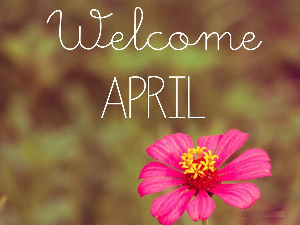 Http Zhonggdjw Com Welcome April Images And Quotes Html