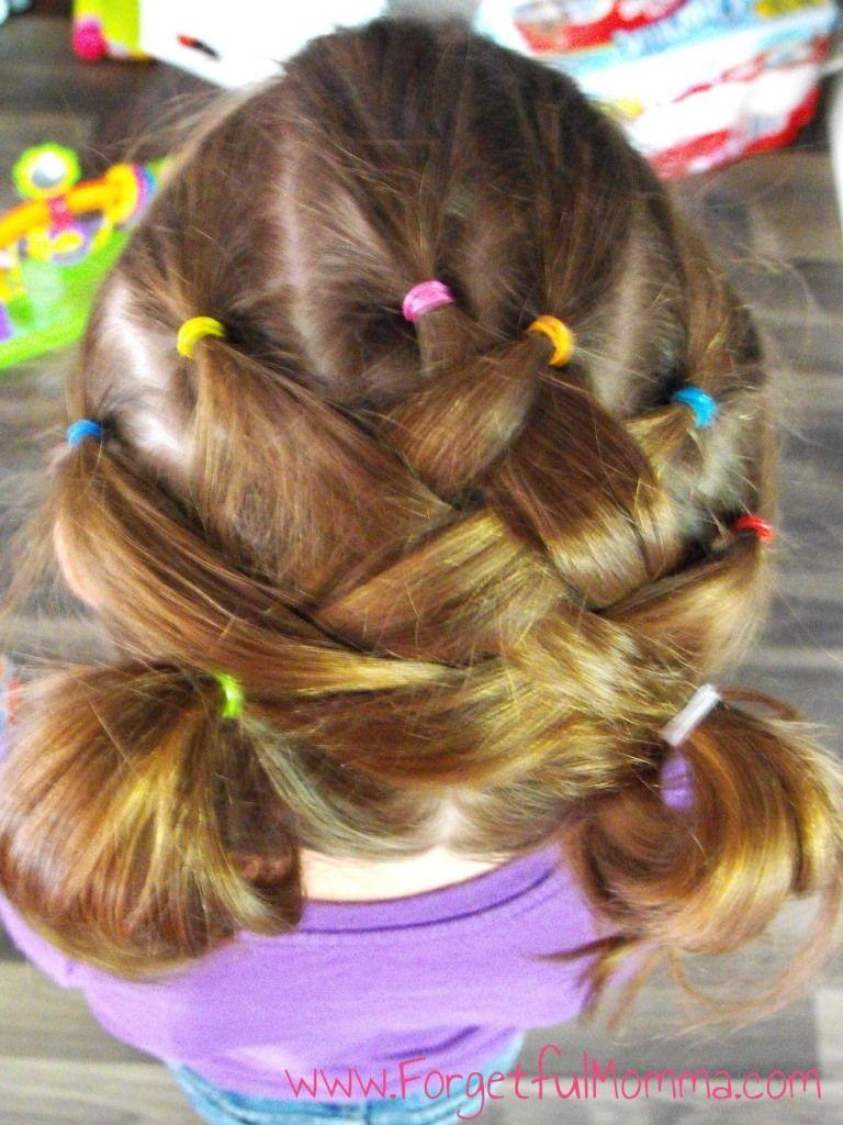 Back to school hair for little girls pinterest school hair girl