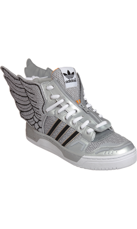 new product d18a1 1ac2e Adidas by Jeremy Scott - wing trainers