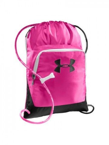 Under Armour Exeter Sackpack Hibbett4pink Bolsos Ropa Deportiva Deportes
