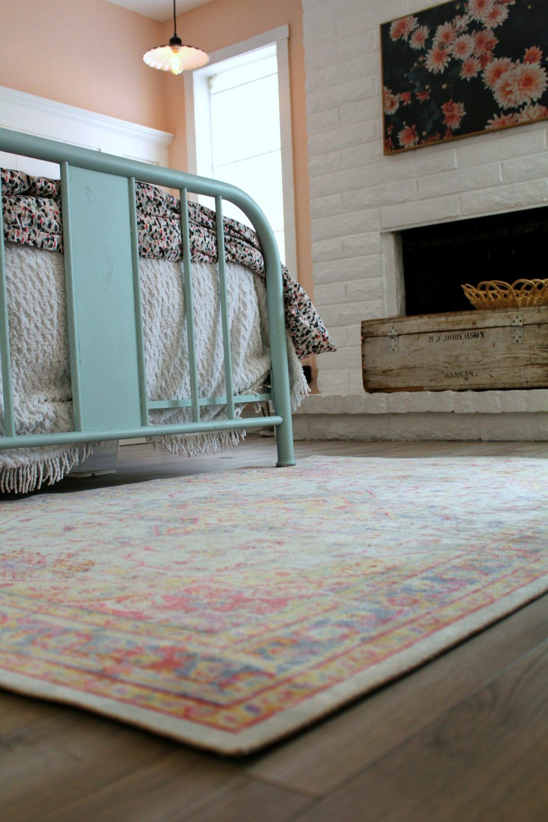 How to make the corners of your rug lay flat for 2 Home
