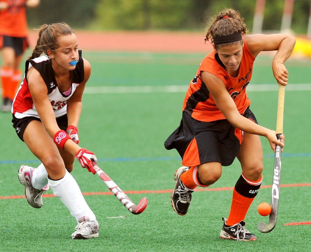 Easton Area High School field hockey team opens with 21