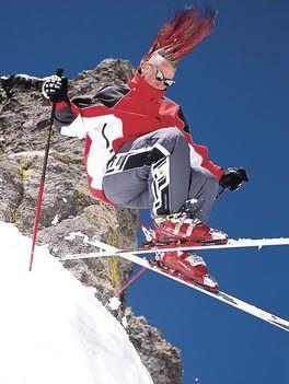 ski single damer