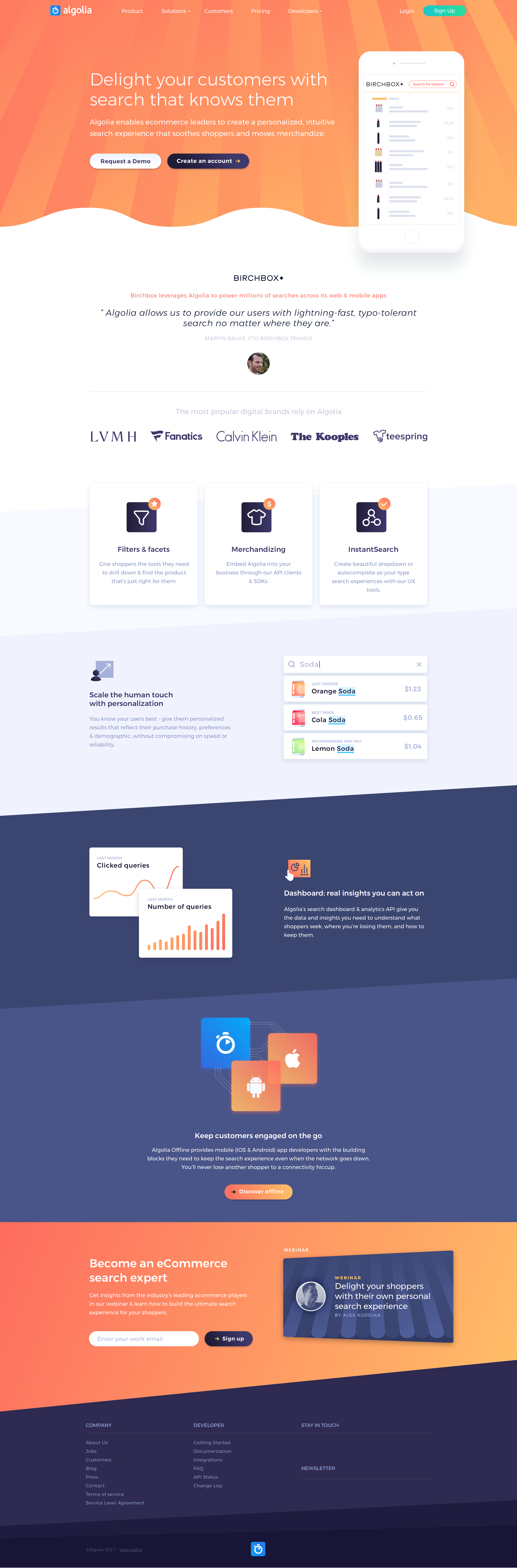 Ecommerce Landing Page 2x Love A Good Success Story Learn How I Went From Zero To 1 Million In Sales In 5 M Web Design Examples Web Design Web Layout Design