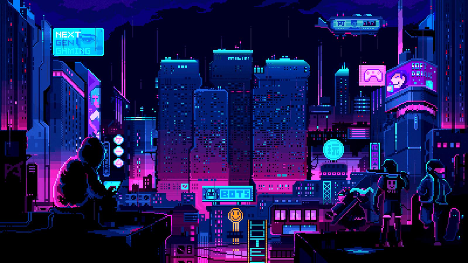 captivating pixel