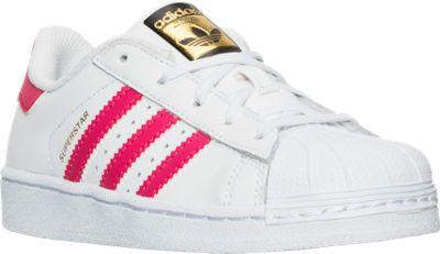 Girls' Preschool Adidas Superstar Casual Shoes   Finish Line ...
