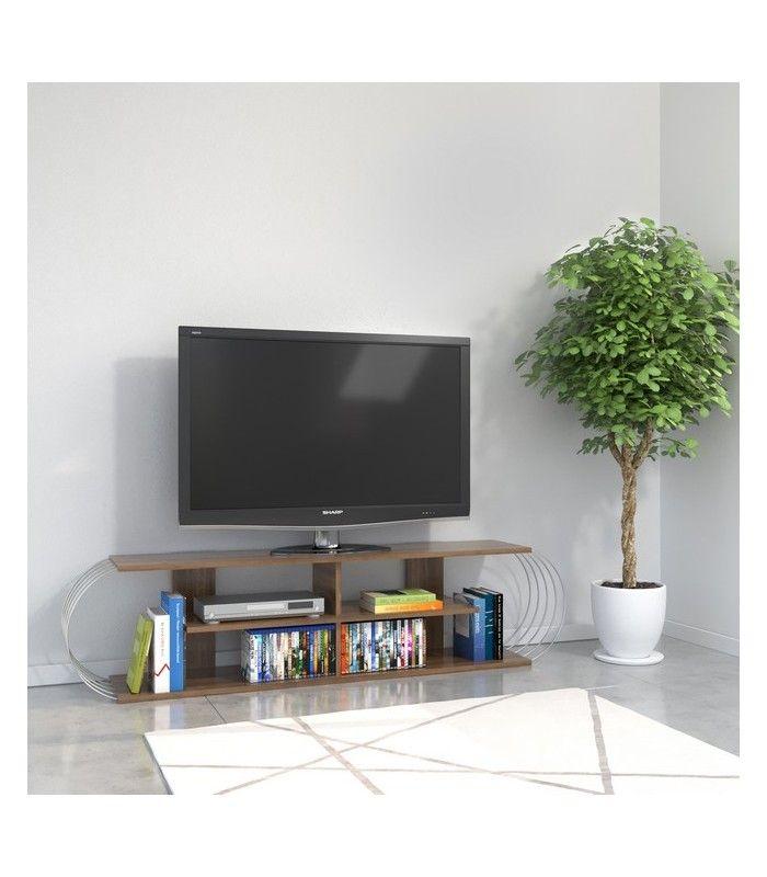 Mobile porta tv Case color noce nel 2019 | Levante shop ...
