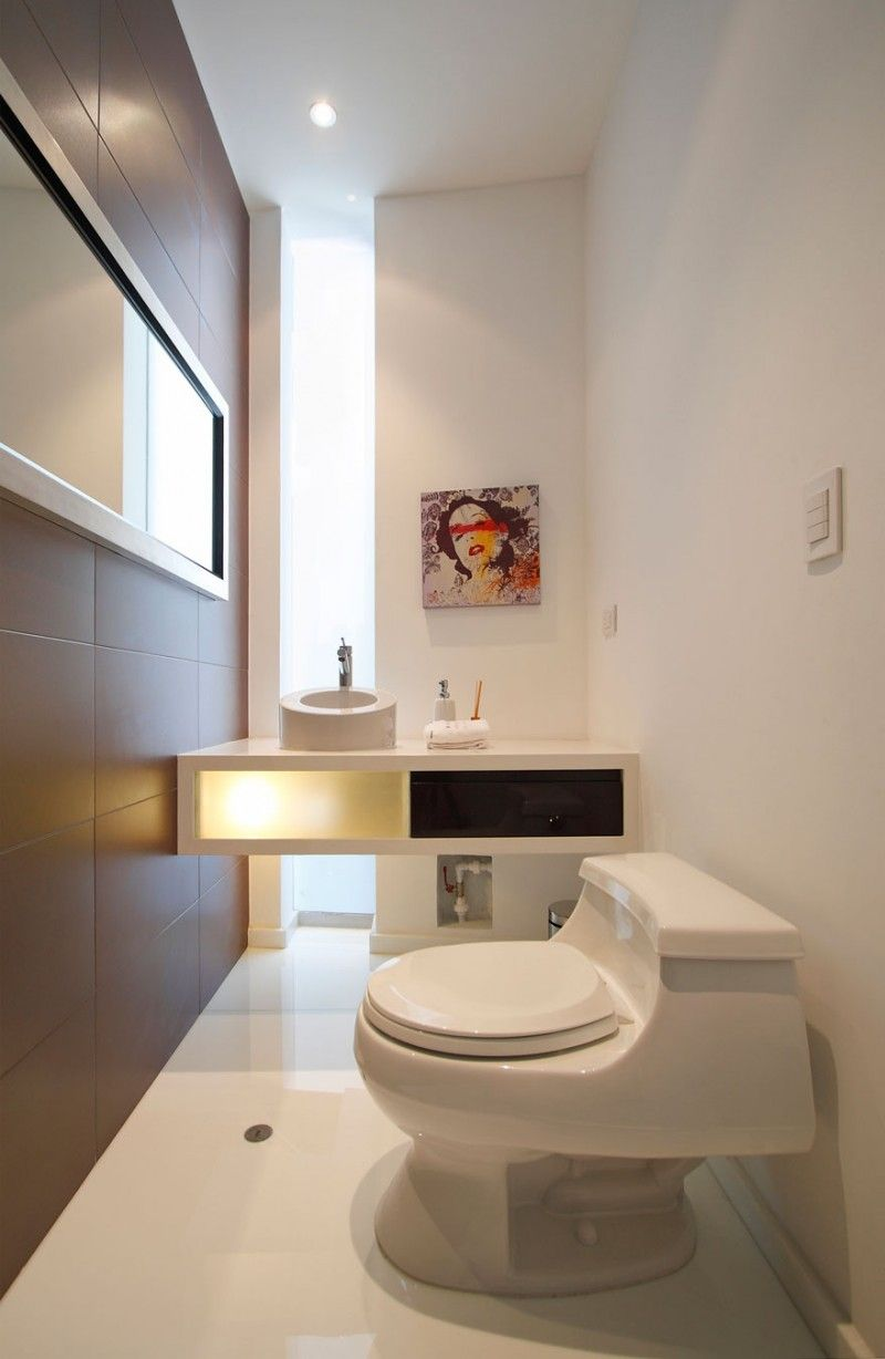 modern home decorating bathroom design equipped breathtaking ...