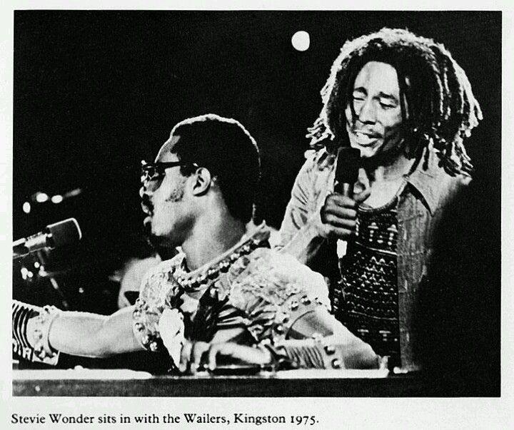 b.marley and s.wonder