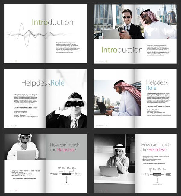 Brochures Design Inspiration 2 20+ Simple Yet Beautiful Brochure - pamphlet layout