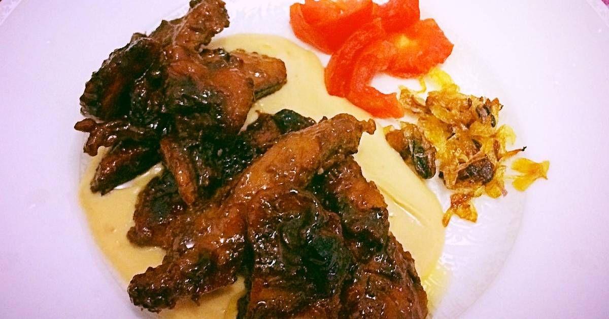Sate Ayam Ponorogo Resep Resep Ayam Makanan