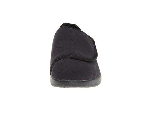 26a92d824e49 Propet Cush  n Foot Medicare HCPCS Code   A5500 Diabetic Shoe Black -  Zappos.com Free Shipping BOTH Ways