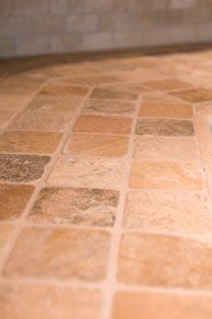 Travertine Tile The Elegance Of Marble At A Smaller Price Travertine Floor Tile Tile Floor Travertine Floors