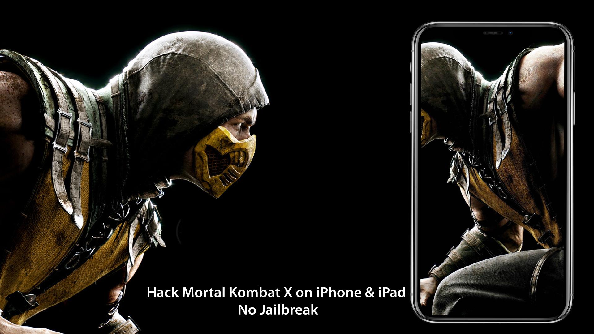 Mortal Kombat X Hack on iOS 12 Without Jailbreak [100