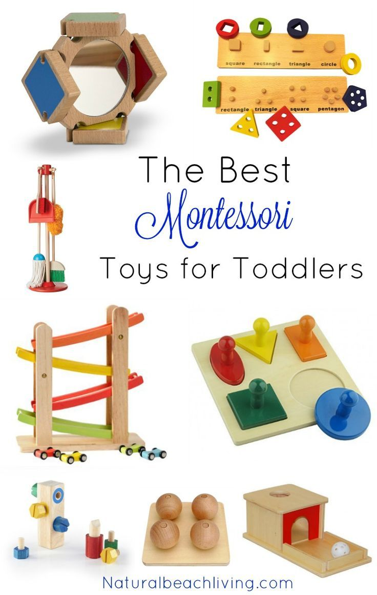 the best montessori toys for a 2 year old | christmas gifts