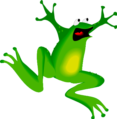 Help! I'm stuck inside a computer!     Free Frogs Clipart. Free Clipart Images, Graphics, Animated Gifs, Animations and Photos.