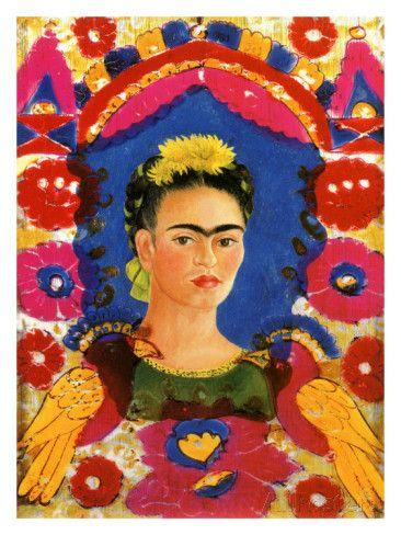 the frame c 1938 gicl edruk frida kahlo kunstenaar frida kahlo en kunst. Black Bedroom Furniture Sets. Home Design Ideas
