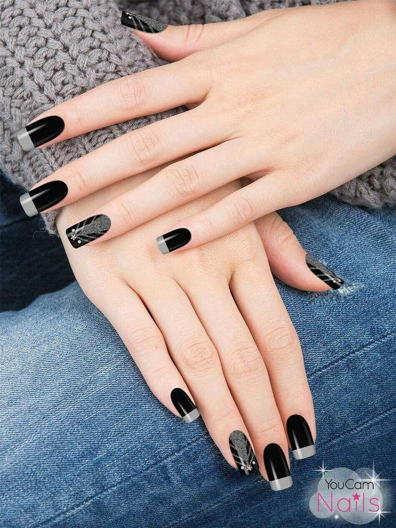 Crea tu propio nail art con YouCam Nails! Descargar > iOS / Android ...