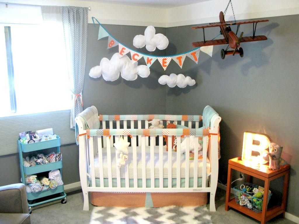 Travel Inspired Nurseries Project Nurseries Airplane Baby Room