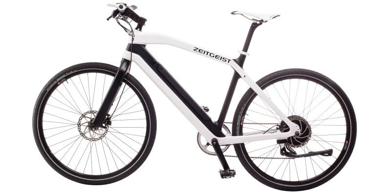 Zeitgeist Thinks It S The Tesla Of Electric Bicycles And Is