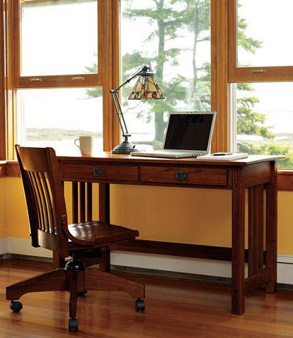 Mission Work Desk. Mission Style HomesMission FurnitureLiving ...