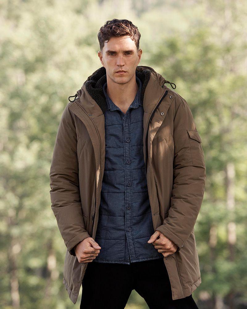 Esprit Menswear Casual Outerwear Street Wear Urban Mens Fashion Trends Menswear [ 1001 x 800 Pixel ]