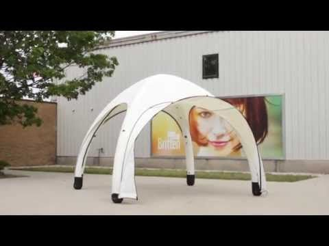 GYBE Inflatable Tents | Event Tents u0026 Structures & GYBE Inflatable Tents | Event Tents u0026 Structures | tents ...