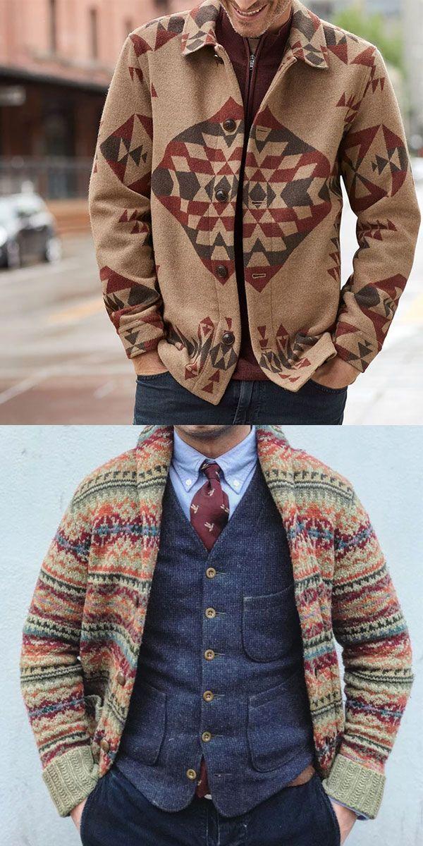 Vintage Coats #mensfashion