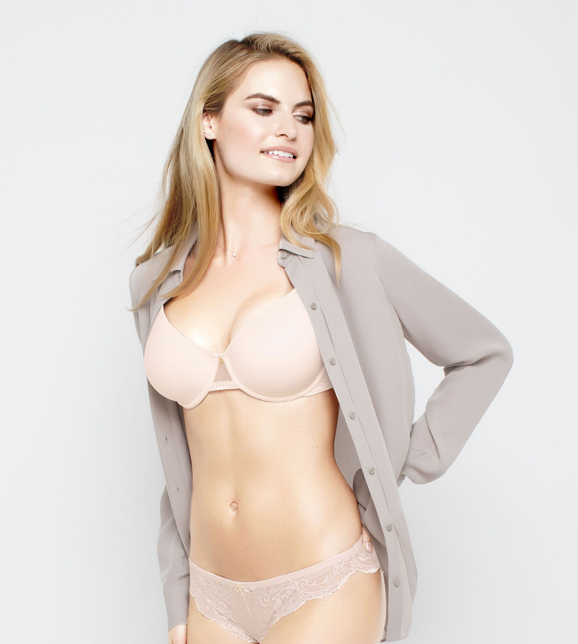 7d4aa17ca6a91 24/7™ Classic Full Coverage Bra - Naked 1 | Shop ThirdLove in 2019 ...