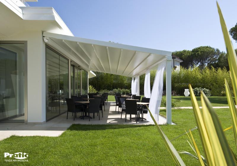 Inspiration Permanent Deck Awnings. Awnings by SUNAIR  Retractable awnings Deck Screens window coverings