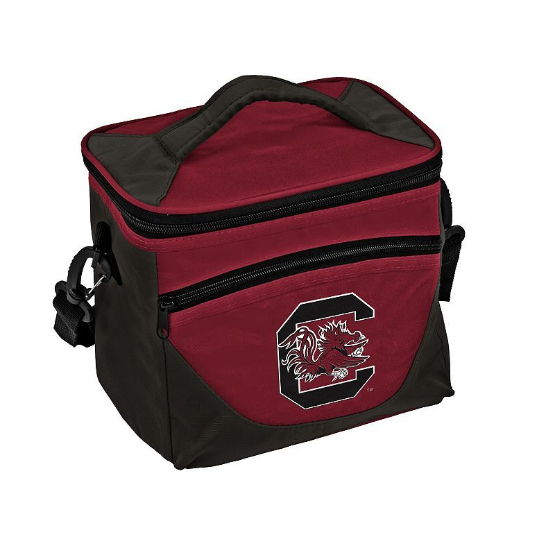 One Size University of Halftime Lunch Cooler Multicolor Logo Brands NCAA Miami