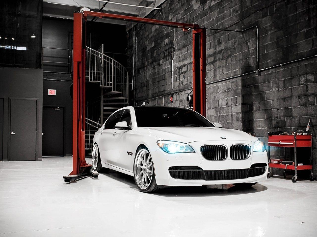 Bmw Cars Grayscale Bmw 7 Series Garage Bmw F01 F02 1280x960