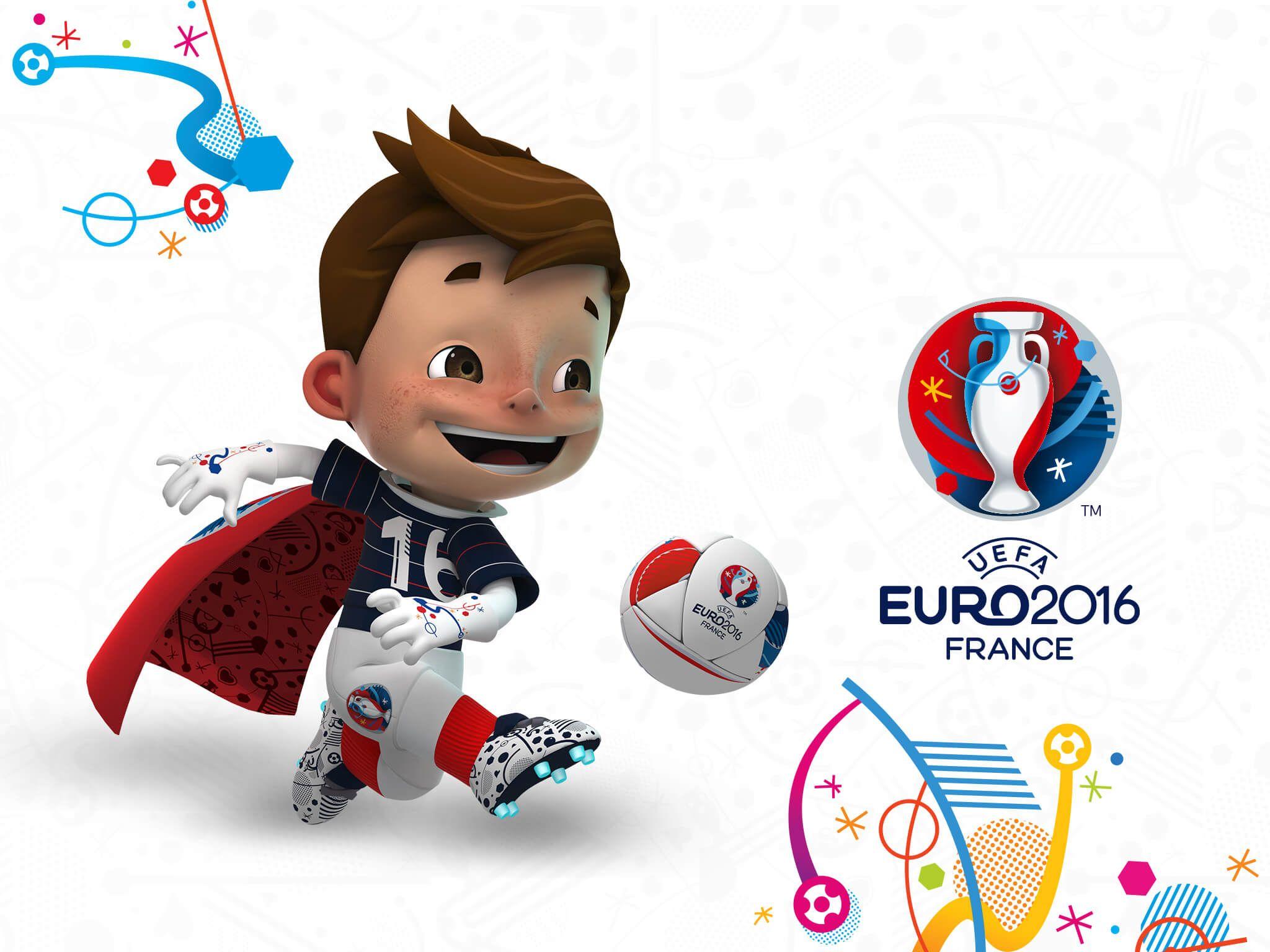 Uefa Euro 2016 Mascot was released on 18 Nov 2014. Till