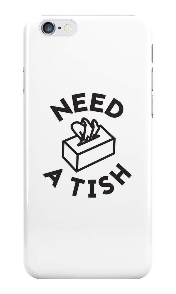 9d38c9c20b2 Our Need A Tish - White Dolan Twins Phone Case is available online now for  just £5.99. Fan of the Dolan Twins