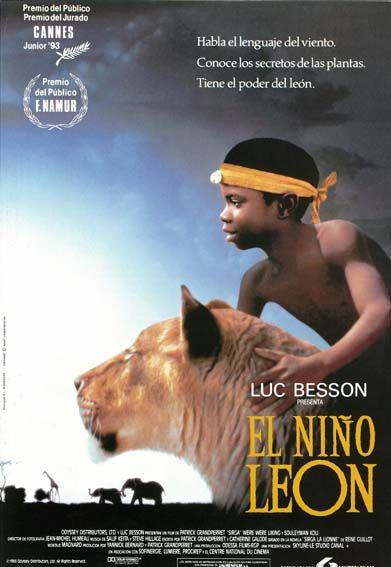 El Nino Leon 1993 Tt0106820 Movie Posters Movies Poster