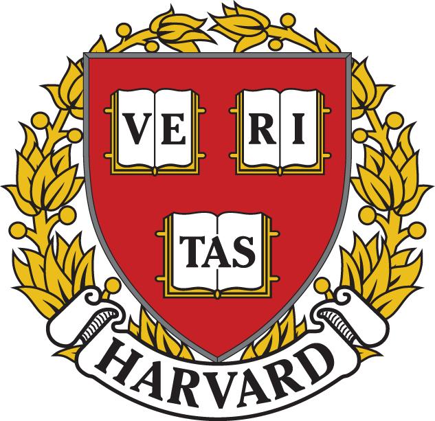 282167981 Harvard Crimson Alternate Logo (1636) - University Shield ...