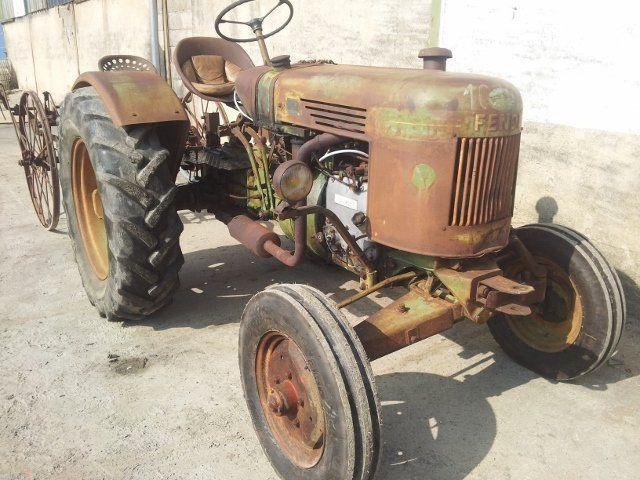 fendt dieselross f24l alte traktoren fendt traktor. Black Bedroom Furniture Sets. Home Design Ideas